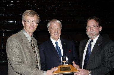 Scott Carpenter Ambassador of Exploration Award