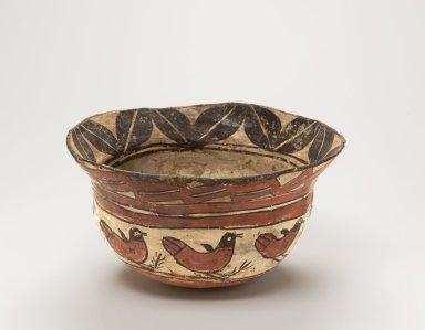 Zia Pottery Bowl