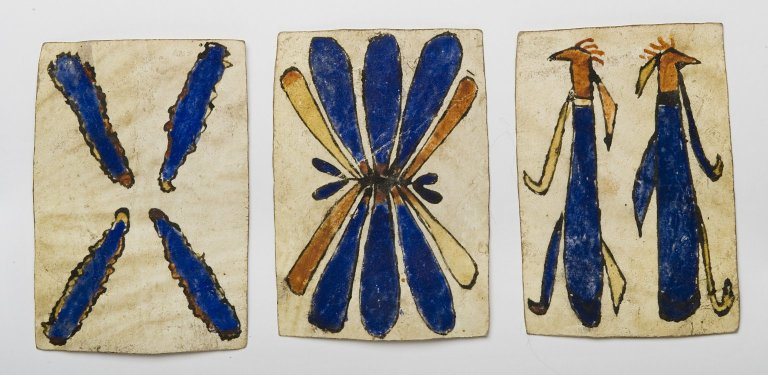 Tanto Apache playing cards