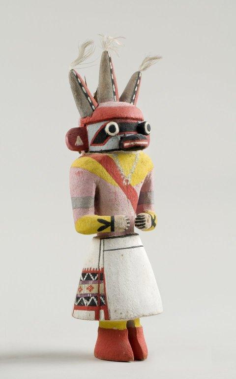 Pahi-ala Kachina Doll