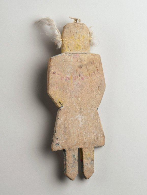 Koklo Kachina Doll