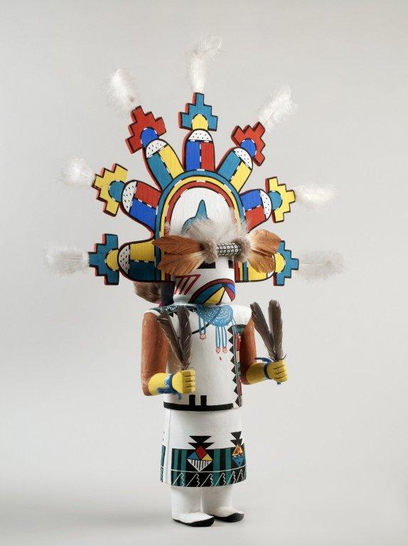 Polik Mana Kachina Doll