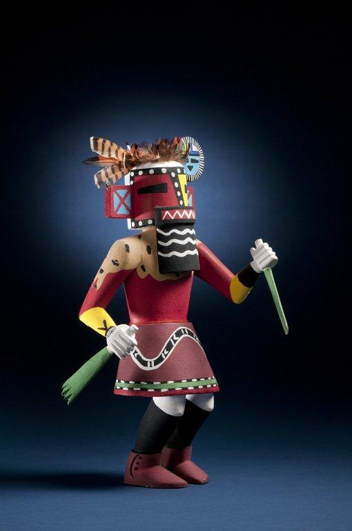 Hilili Kachina Doll