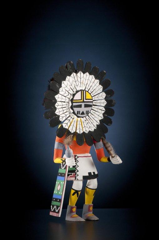 Tawa Kachina Doll