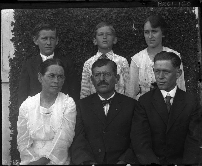 Bratley family group
