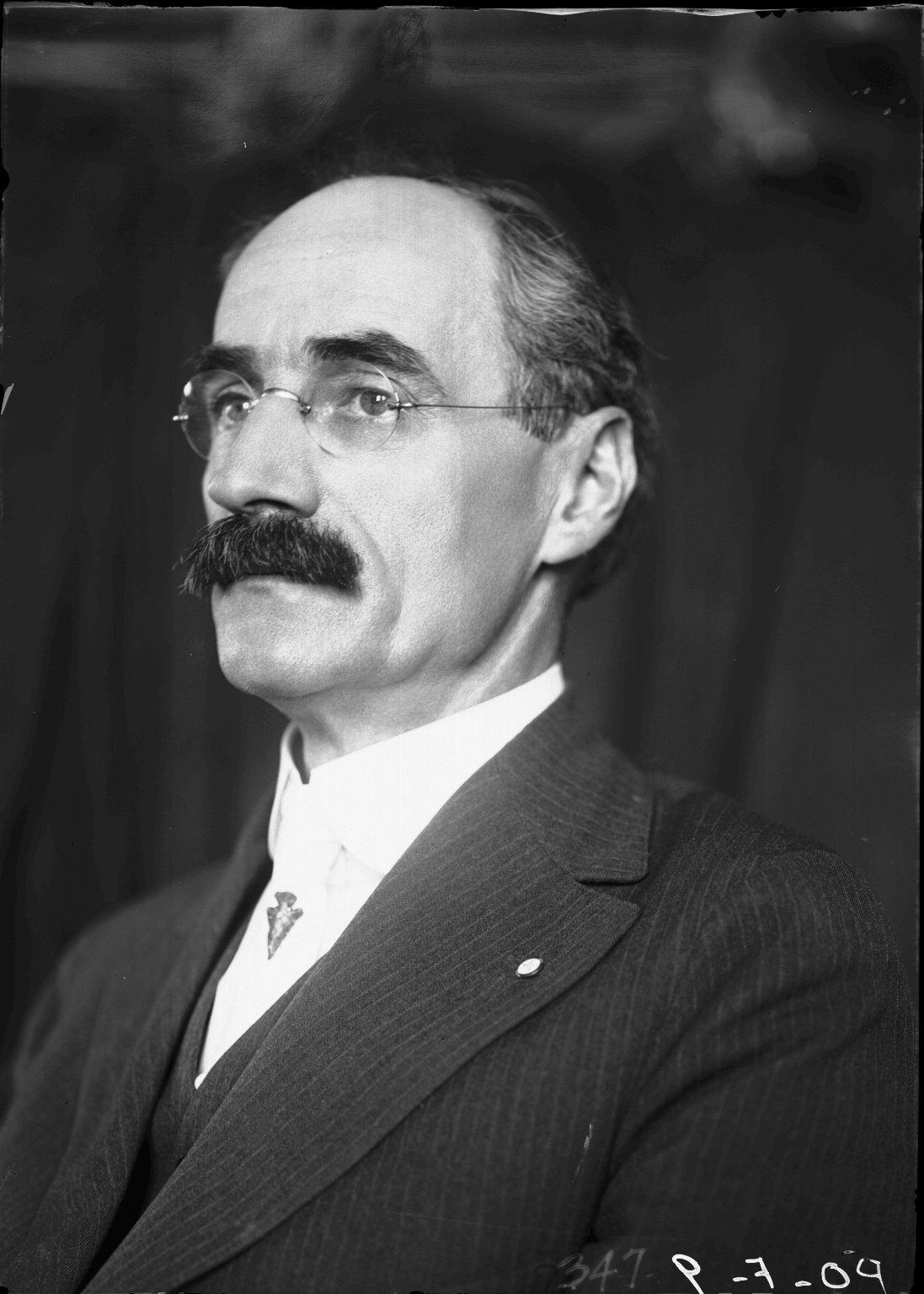 Portrait of J.D. Figgins