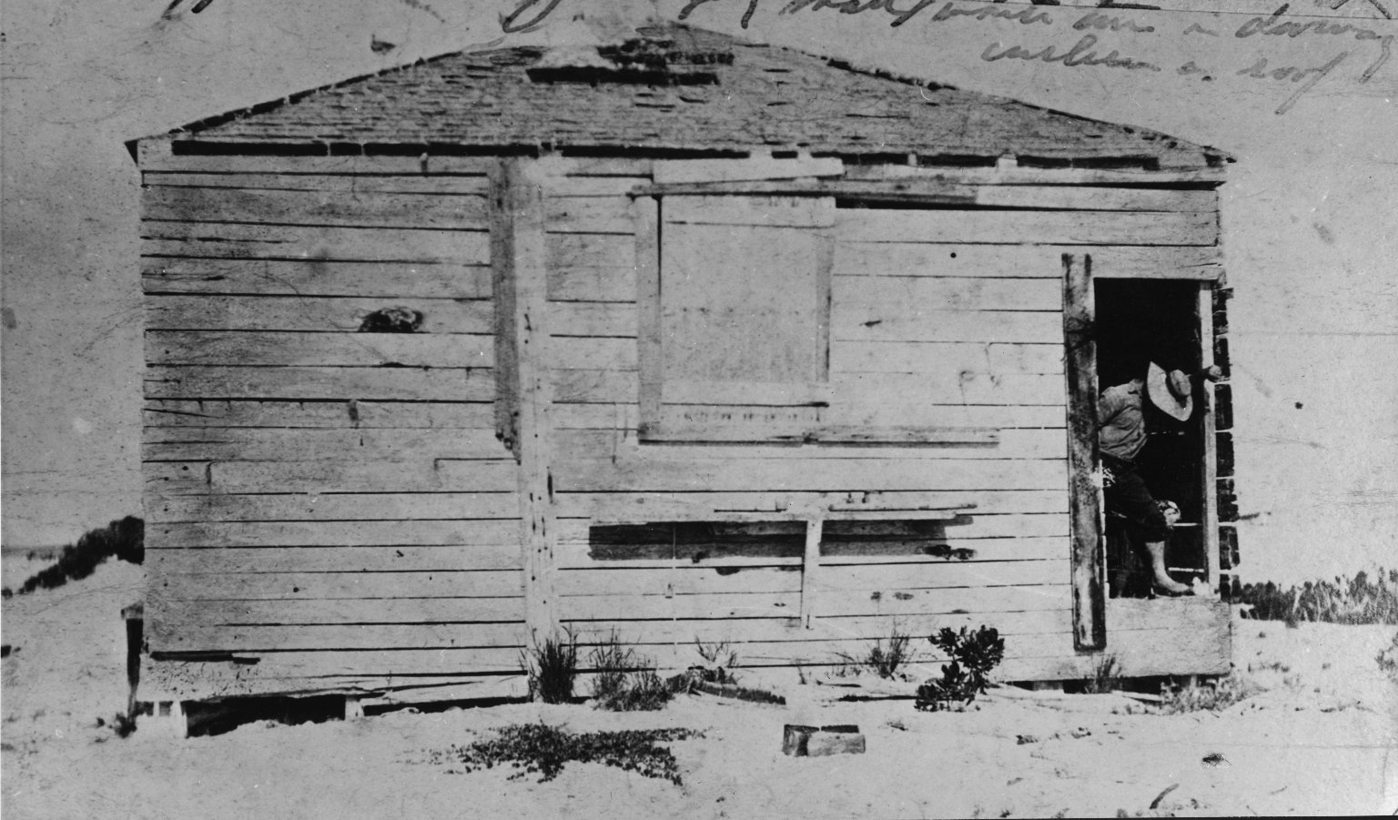 Castaway House on Midway Island