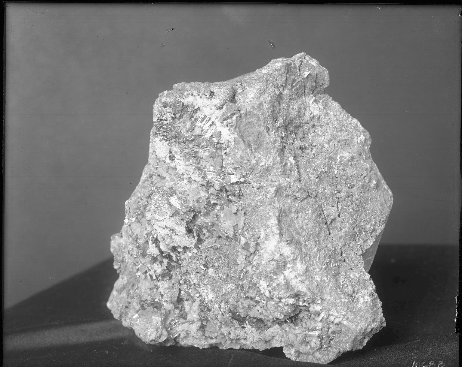 Specimen of Calaverite from Crescent Mine