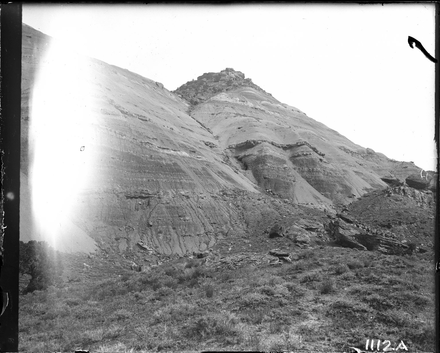 Erosion south of Grand Junction