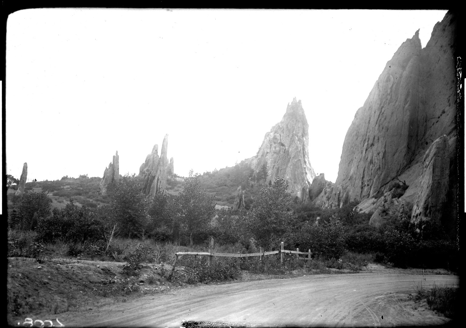 Garden of the Gods (west of entrance)