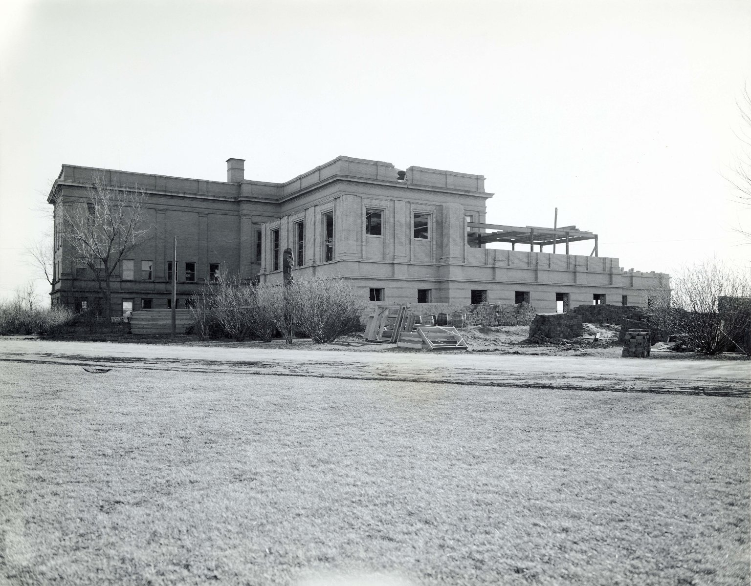 Denver Museum of Nature & Science, 1917-1918