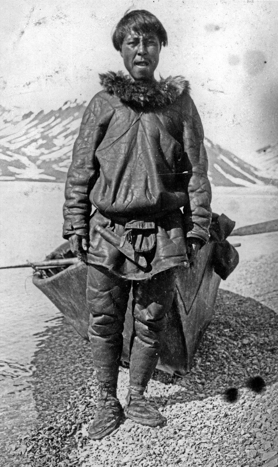A-A-One, Eskimo helper