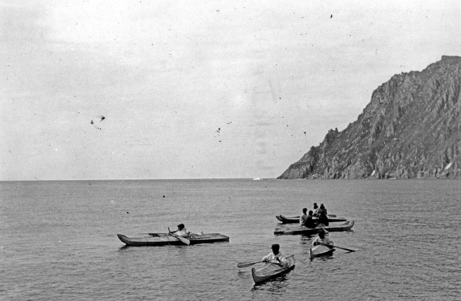 King Island kayaks