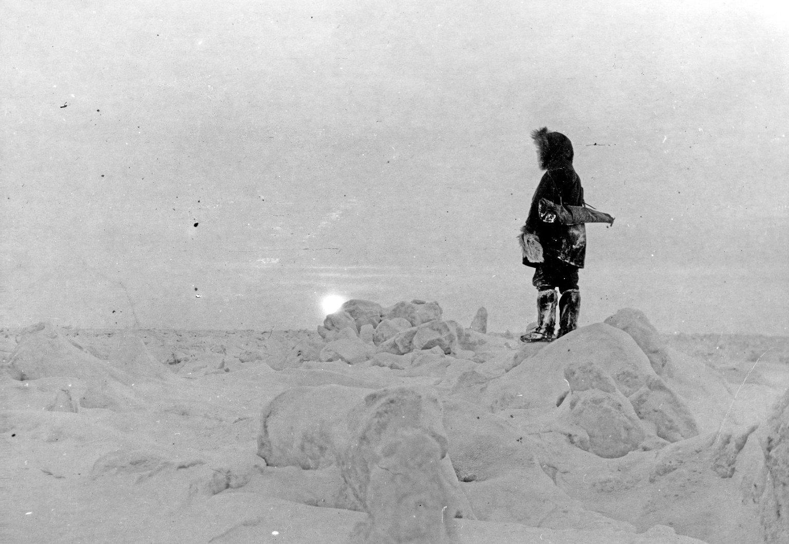 Alaska ice flow