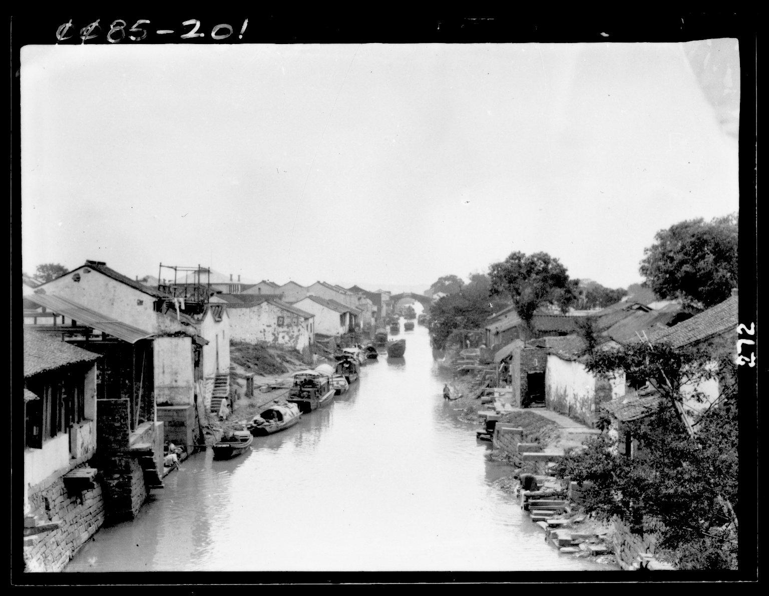 Soochow (Suzhou) and vicinity