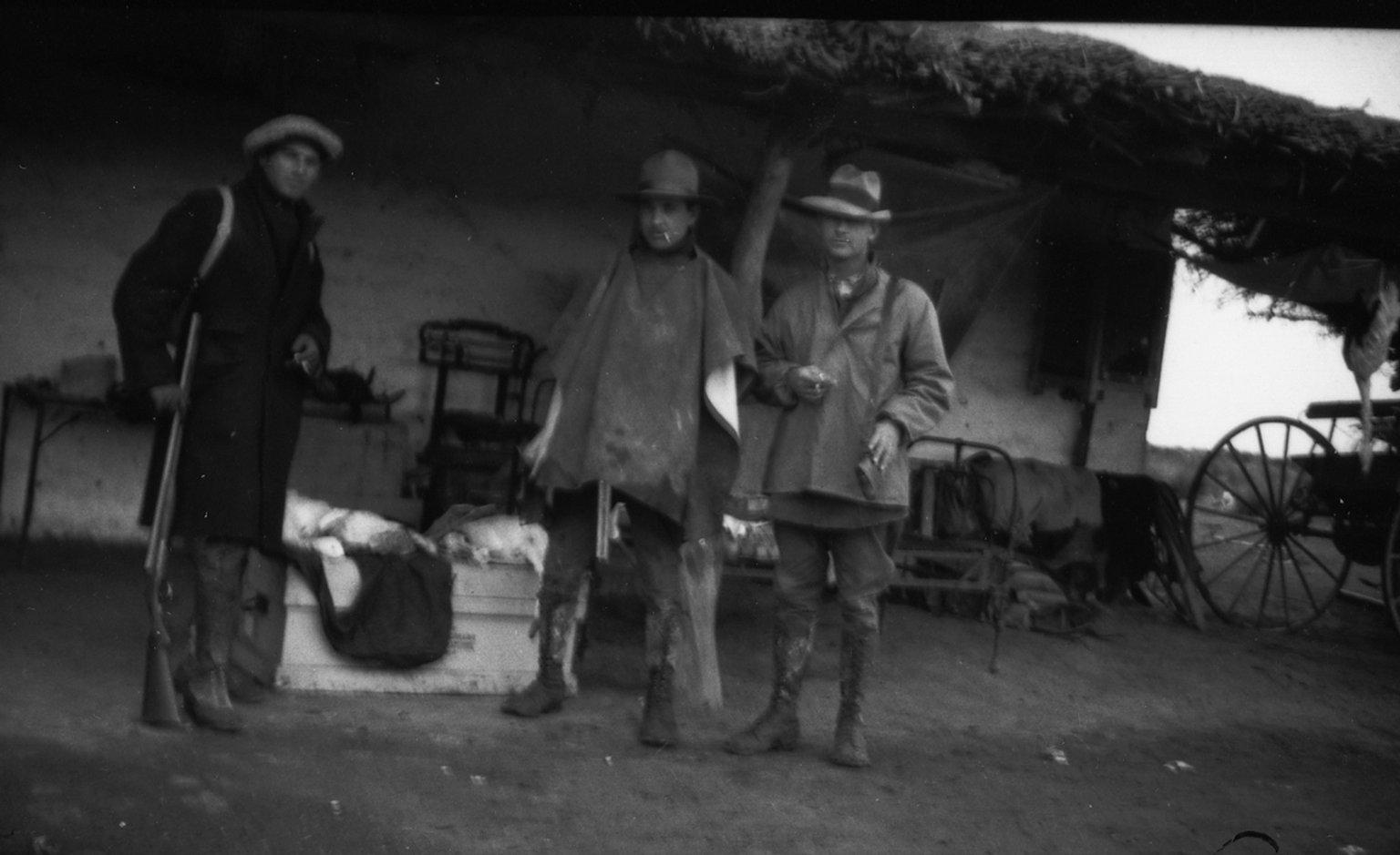 Frederick G. Brandenburg, Frederic Walter Miller, and Schneider
