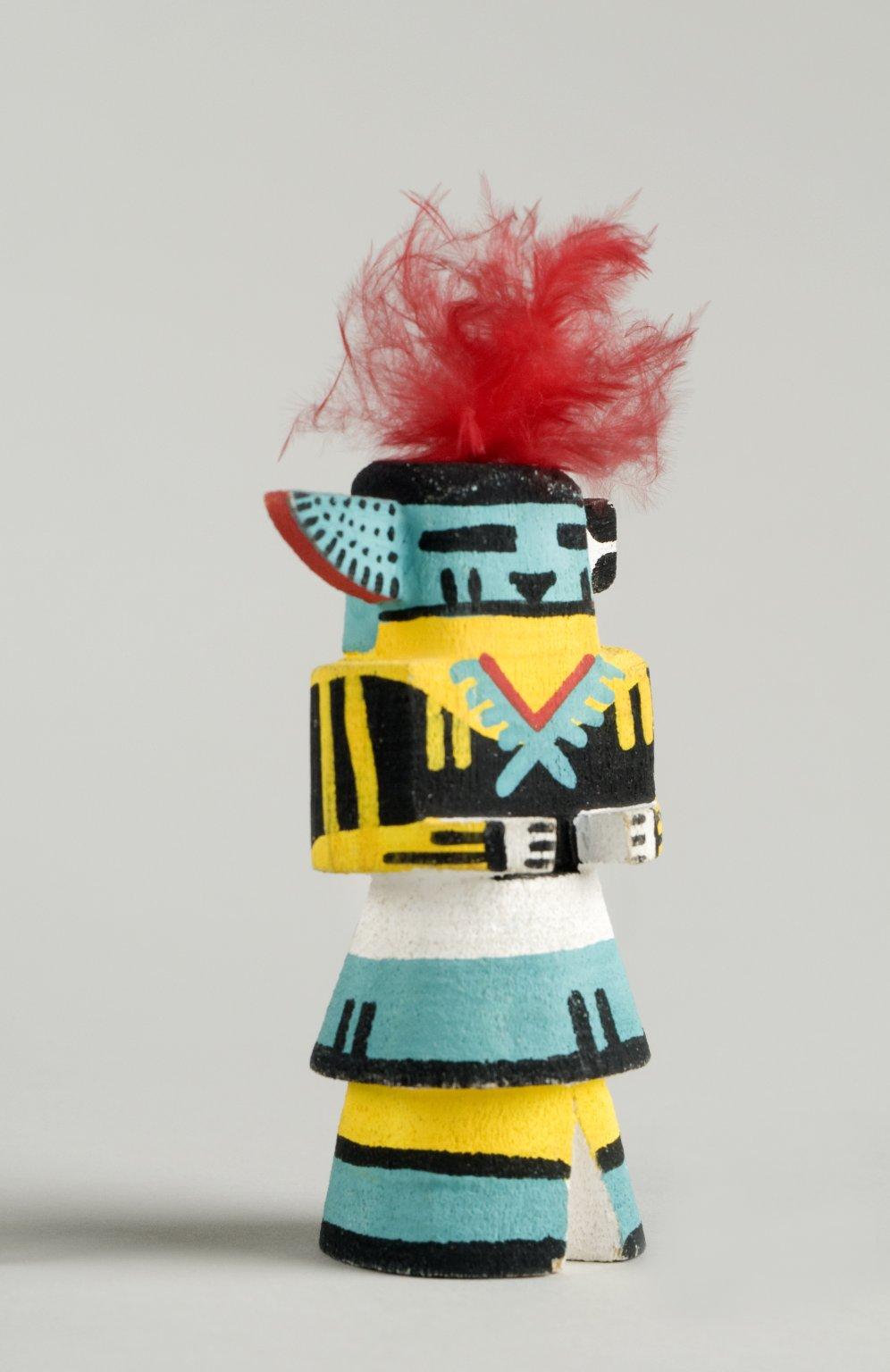 Susopa Kachina Doll