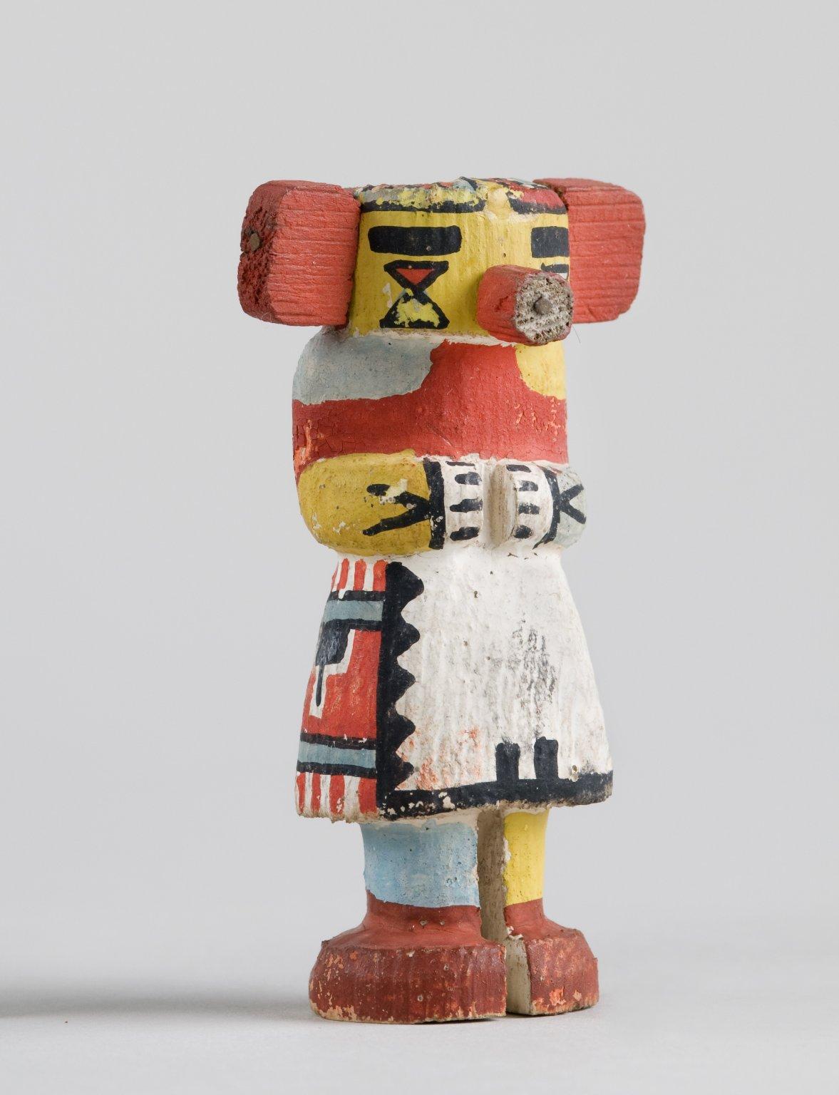 Wukoqala Kachina Doll
