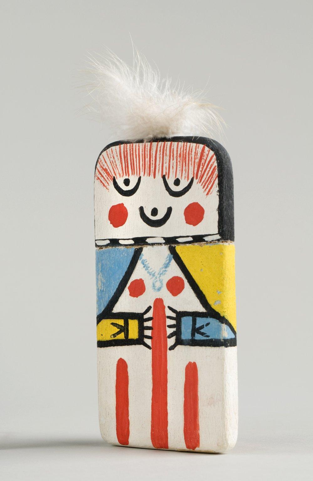 Hahai-i Wuuti Kachina Doll