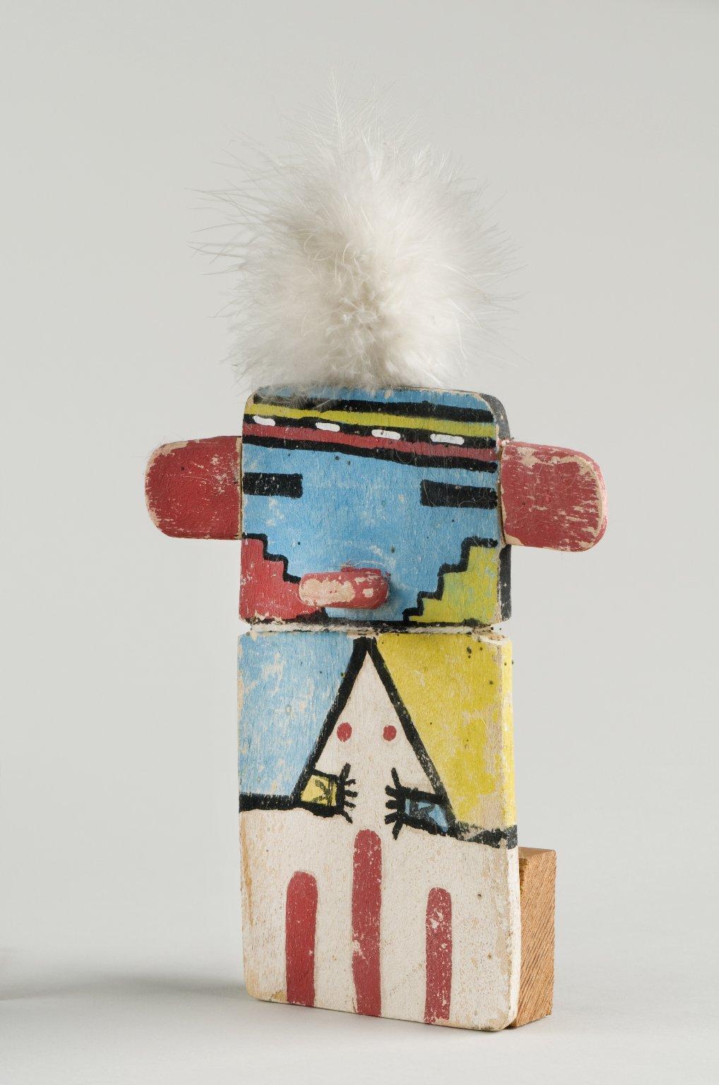 Cradle Kachina Doll