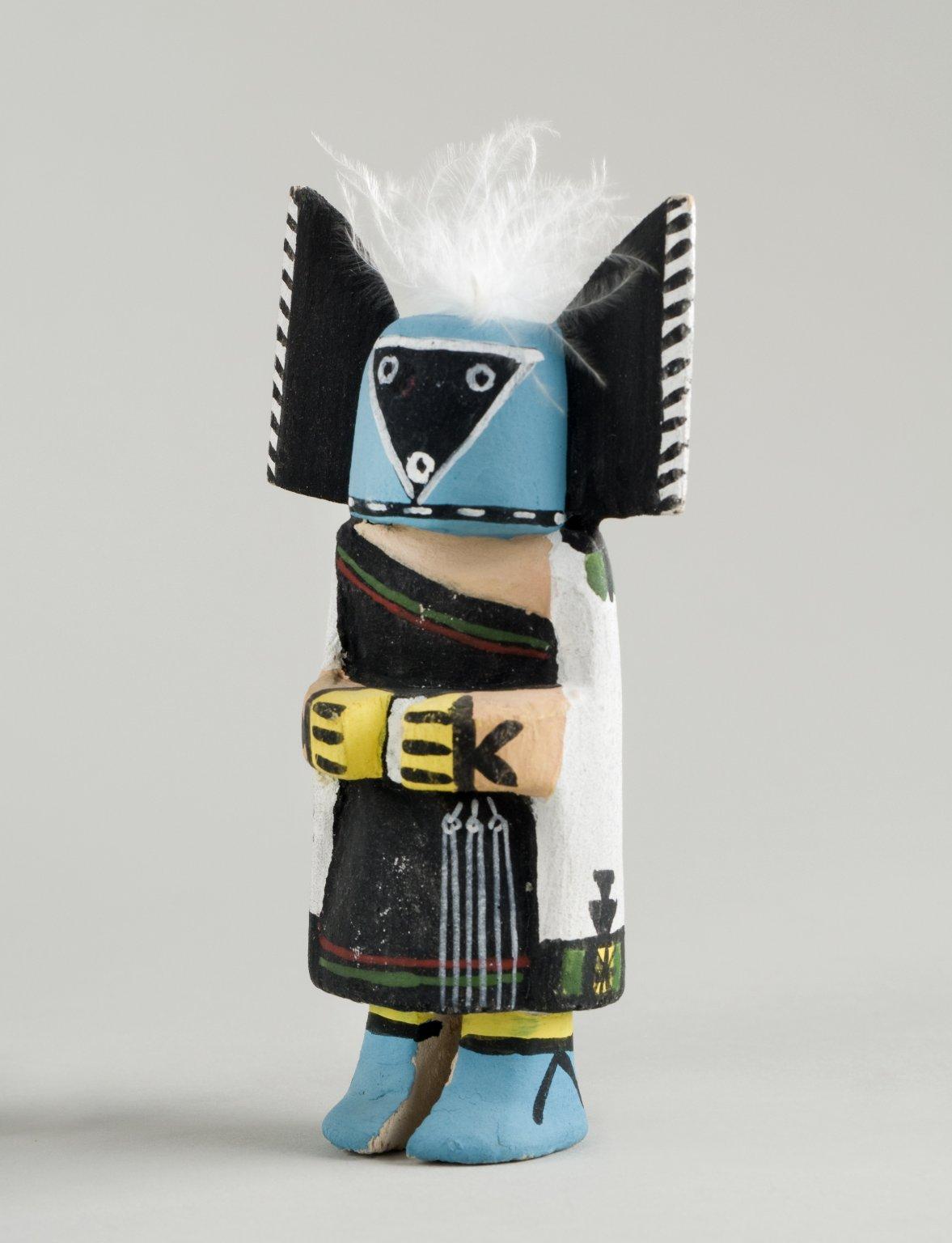 Angwusnasomtaqa Kachina Doll