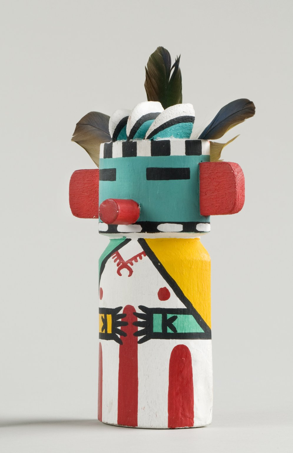 Rasp Cradle Kachina Doll