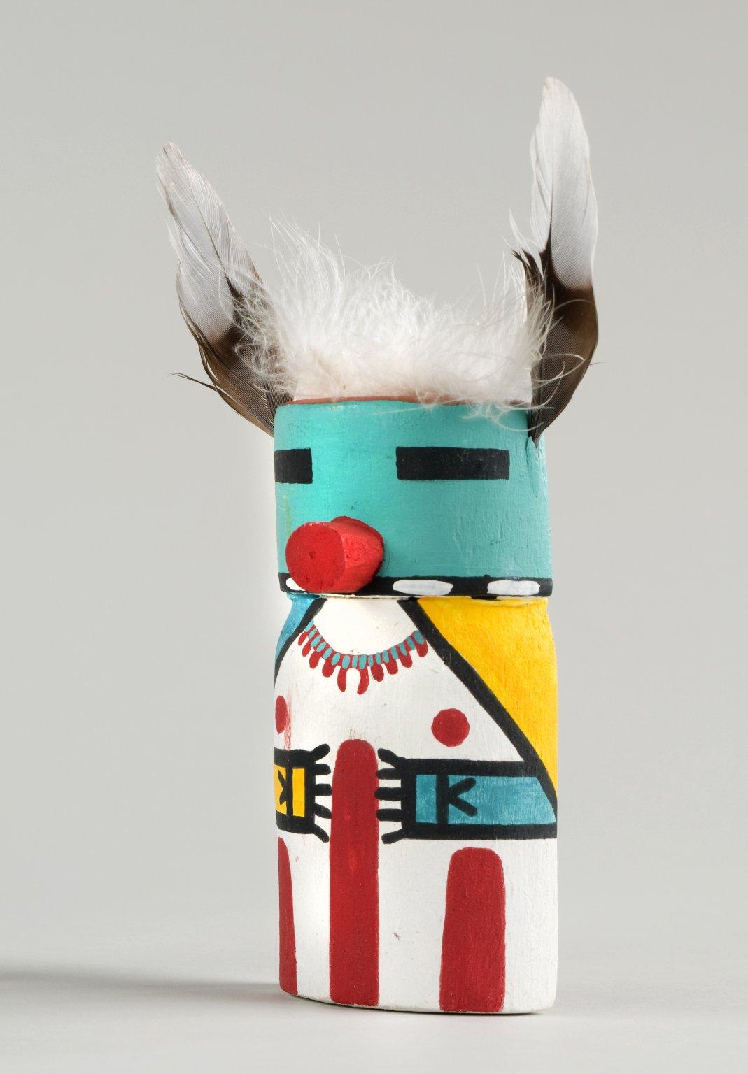 Kahaila Cradle Kachina Doll