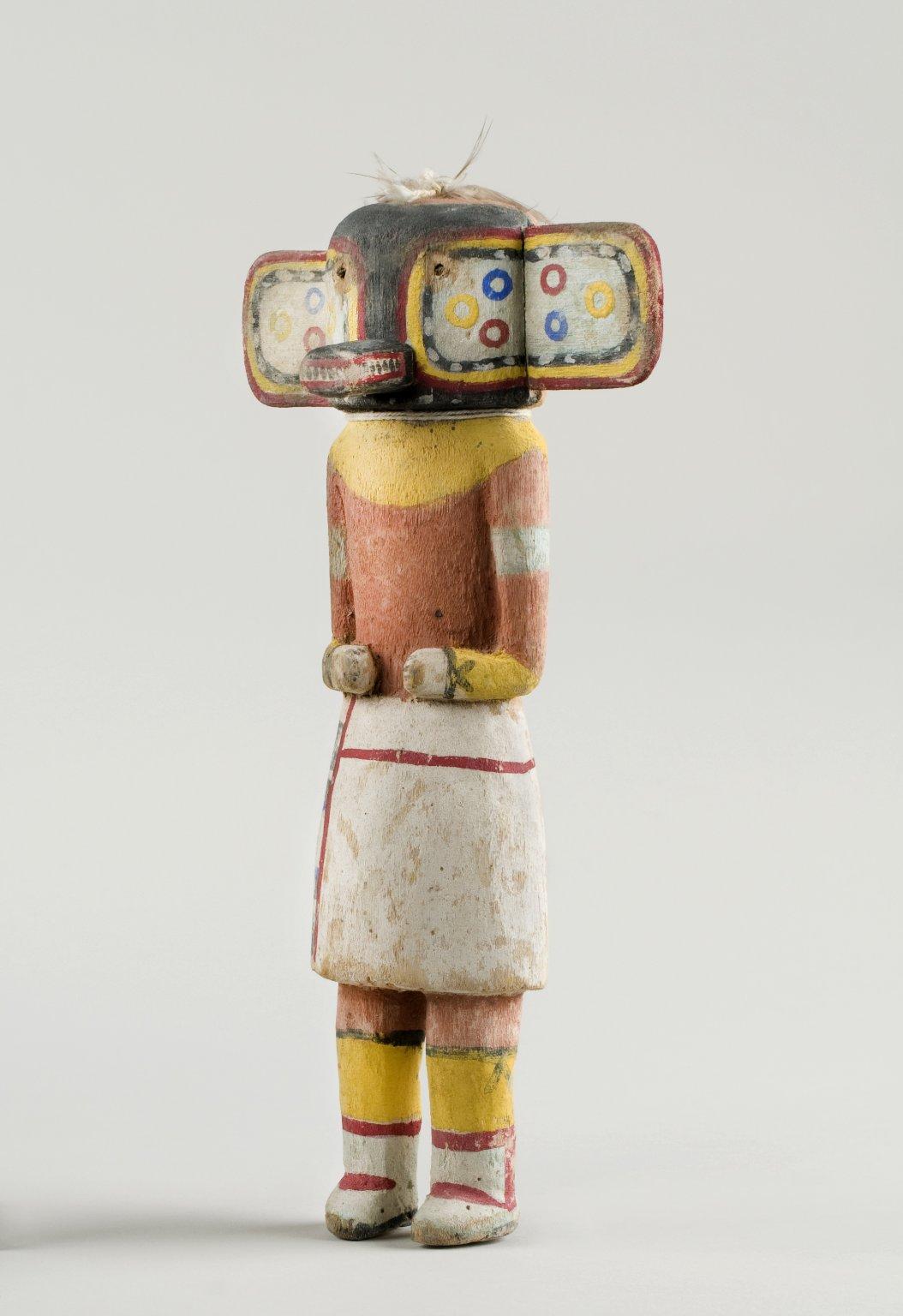 Hololo Kachina Doll