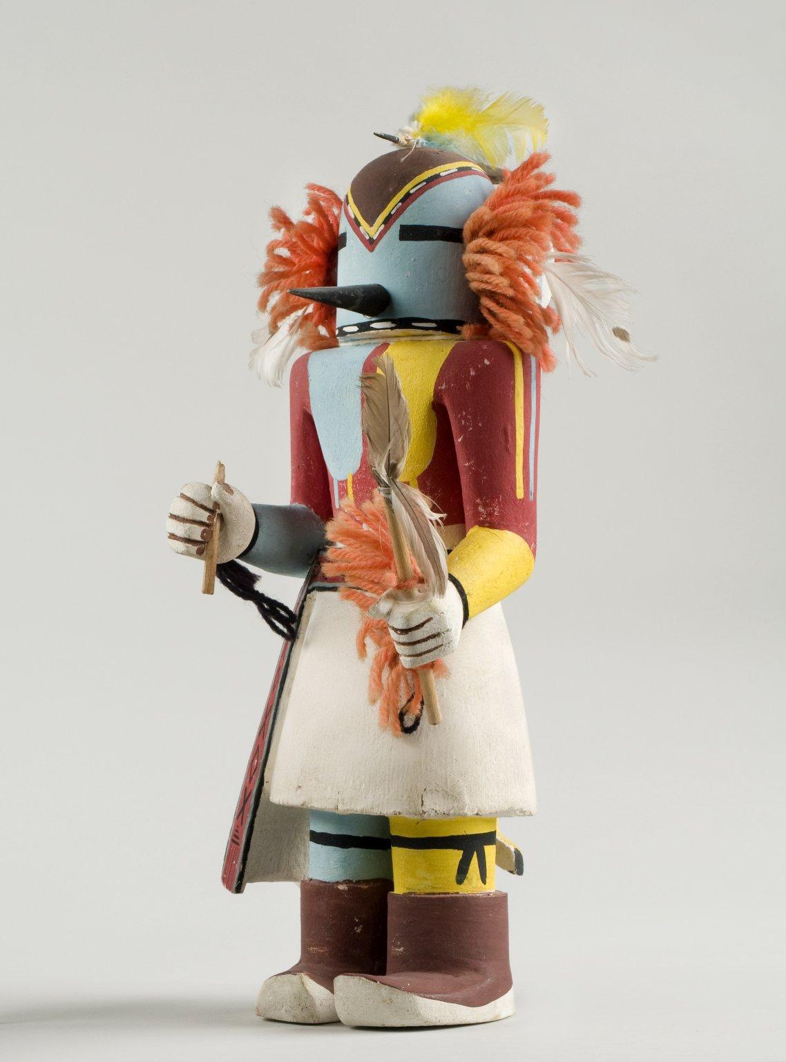 To-Cha Kachina Doll