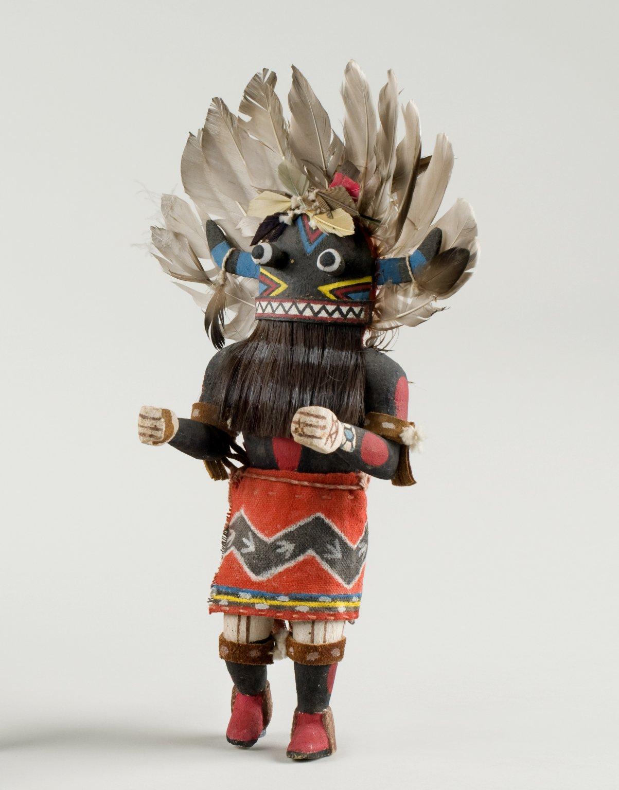 Wuyak-ku-ita Kachina Doll