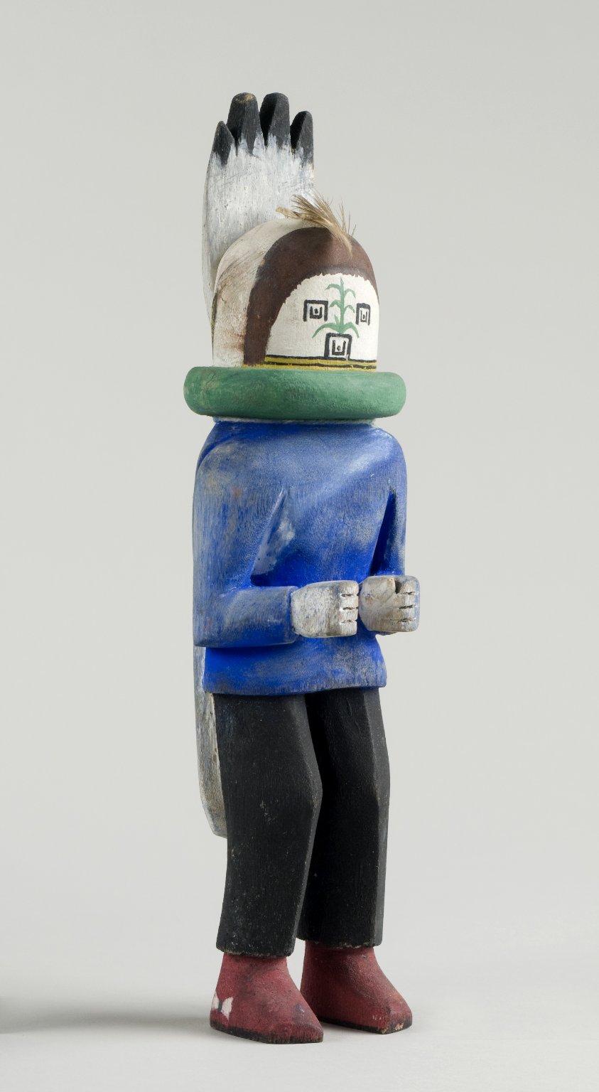 Tasaf Yebitchai Kachina Doll