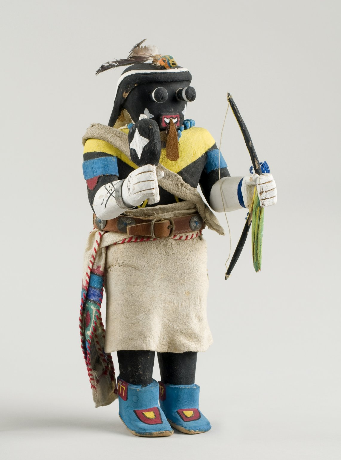 Chakwaina Kachina Doll
