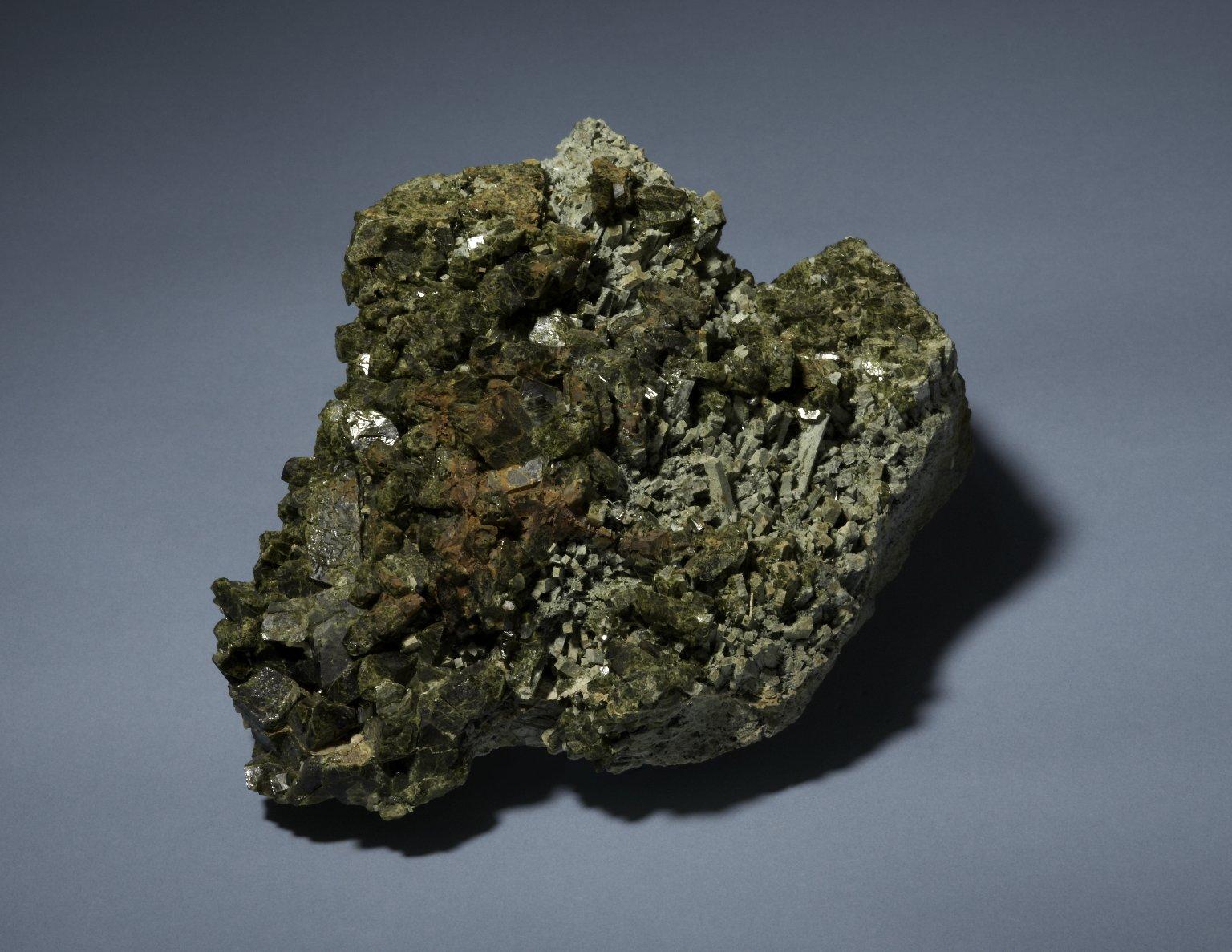 Actinolite and Uralite