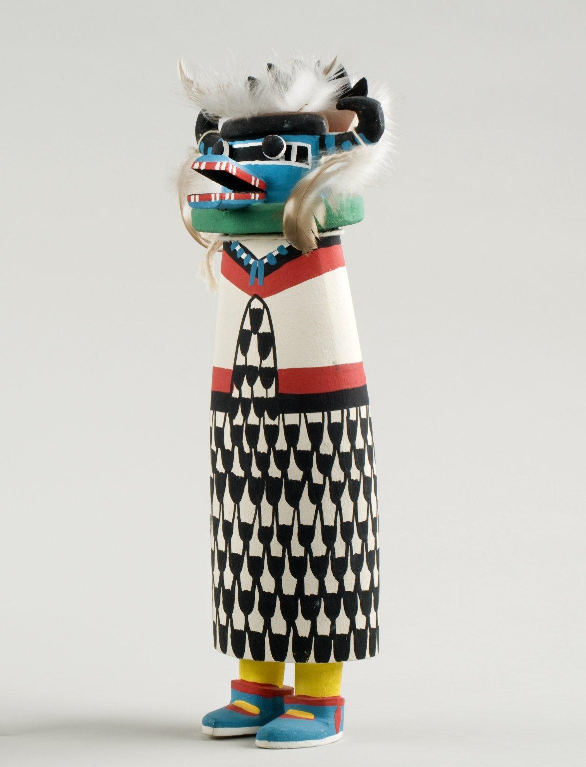 Sio Shalako Kachina Doll
