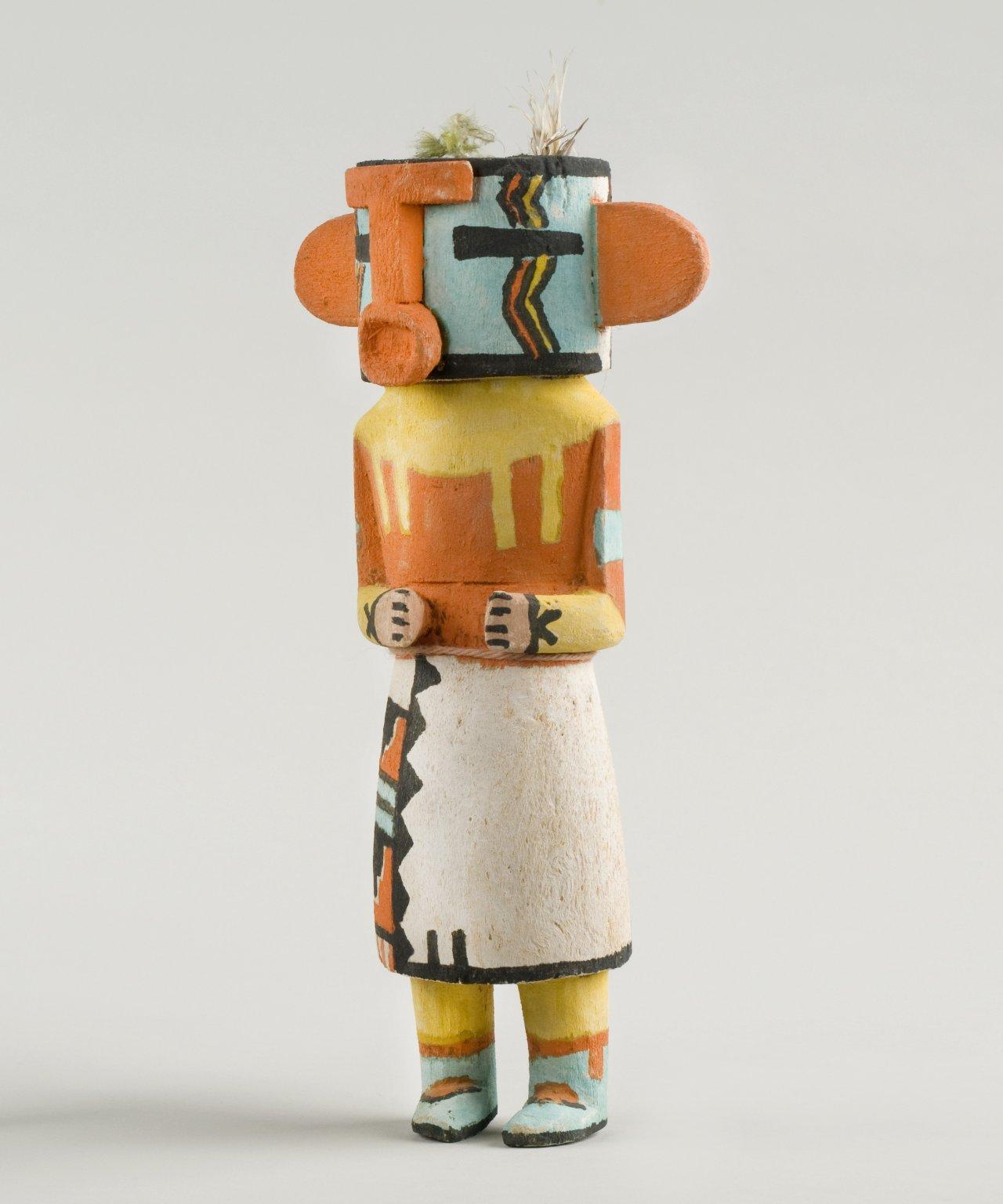 Heheya - Lightning Kachina Doll