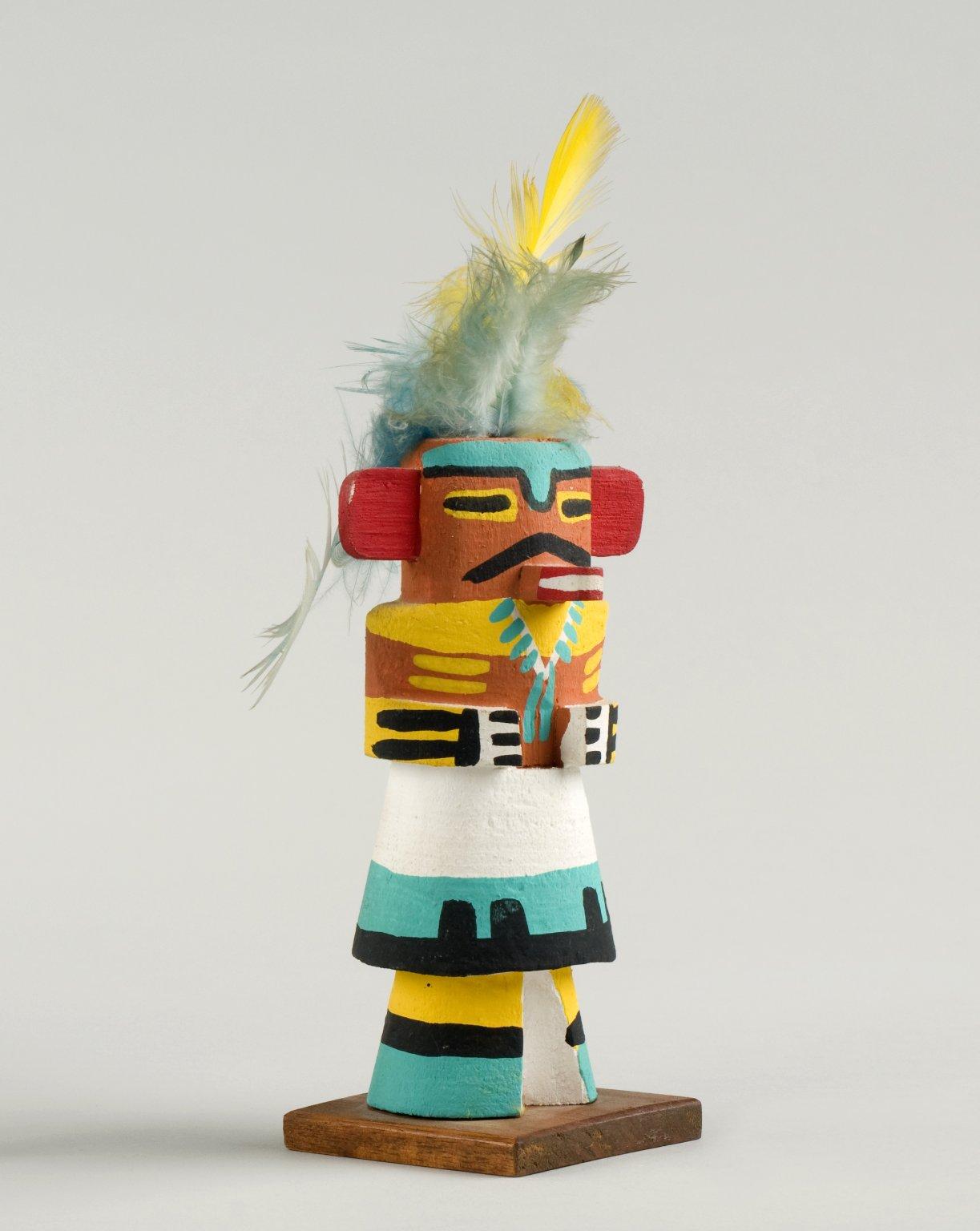 Kwaakatsina Kachina Doll