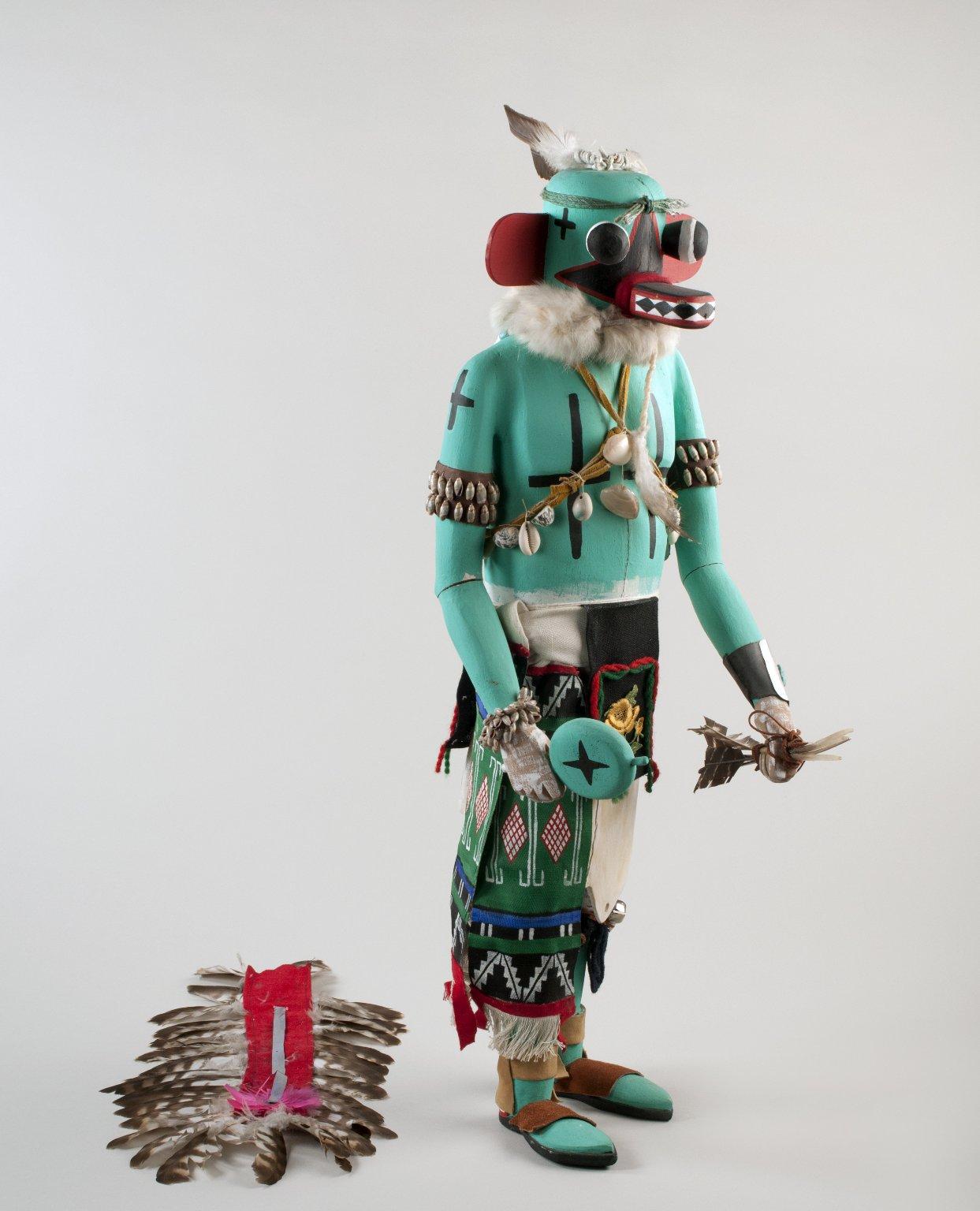 Ho-te Kachina Doll