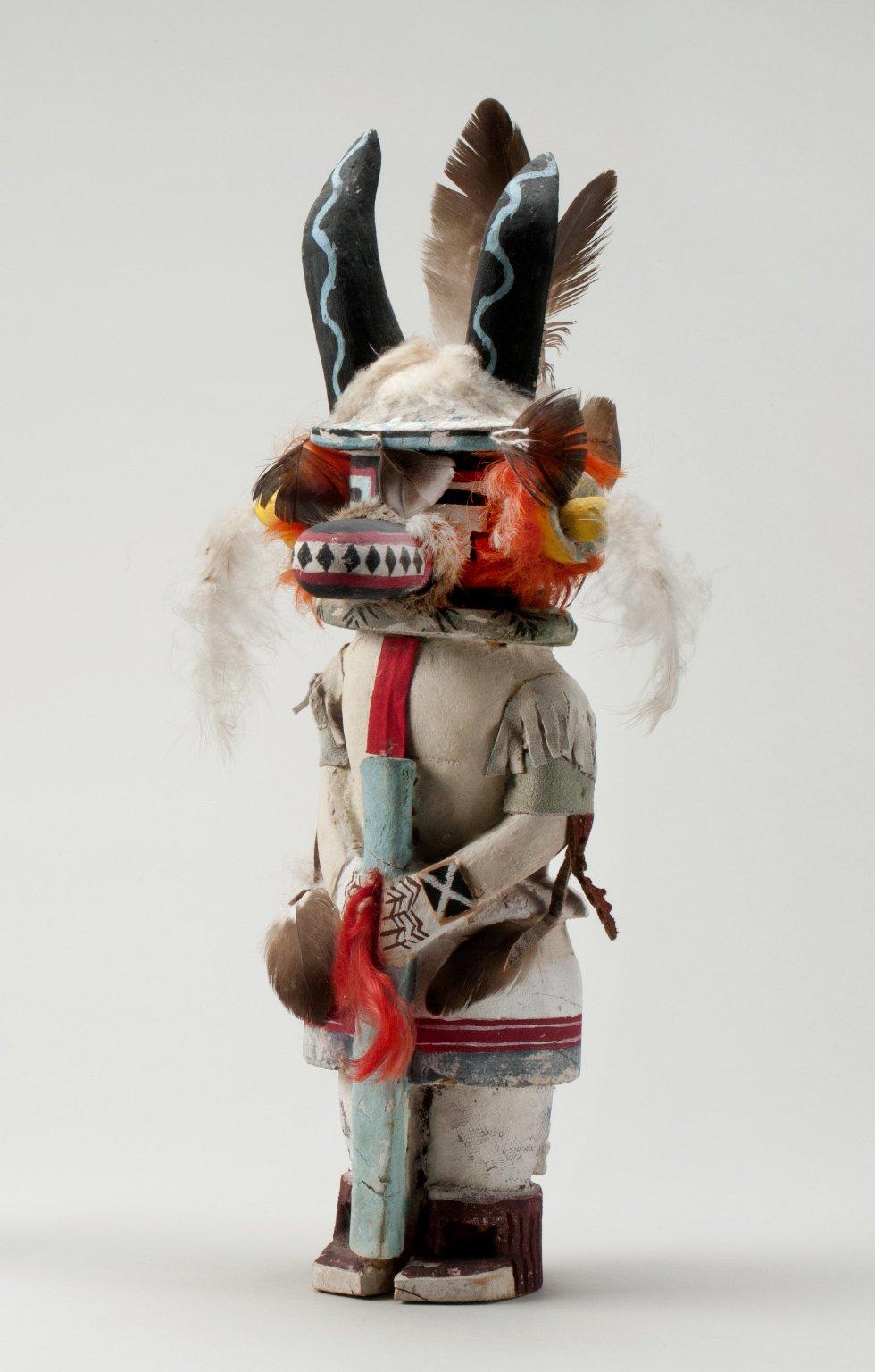 Pang Kachina Doll