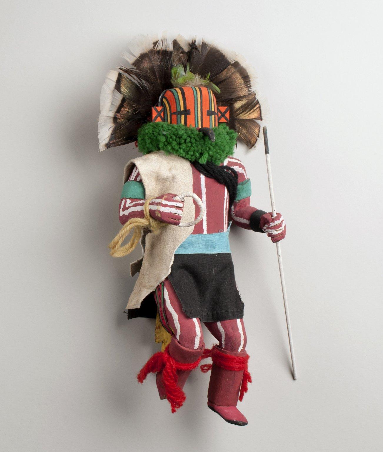 Sotungtaka Kachina Doll