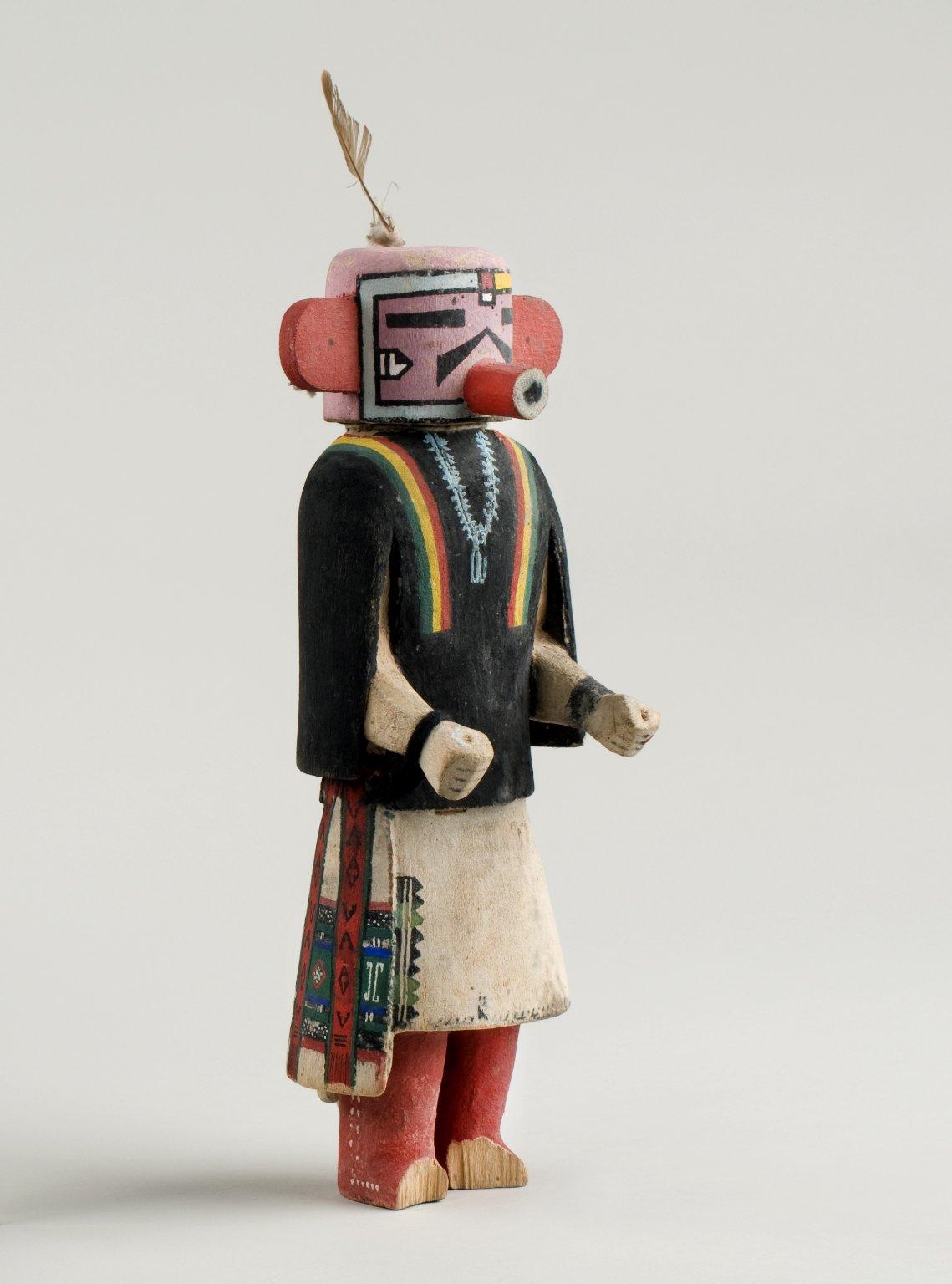 Navan Kachina Doll