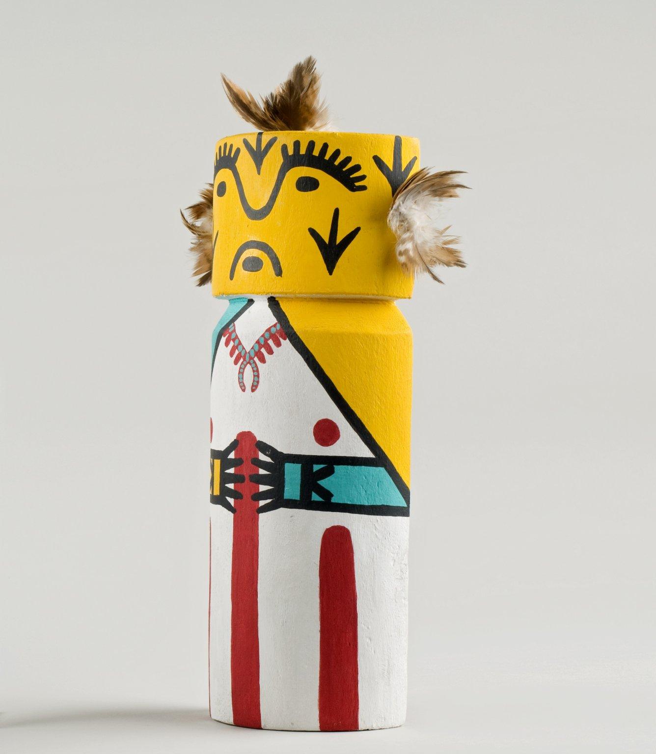 Qoqlo Kachina Doll