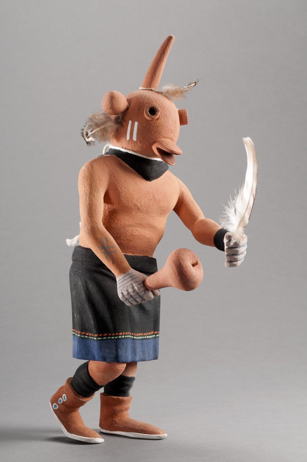 Koyemsi Kachina Doll