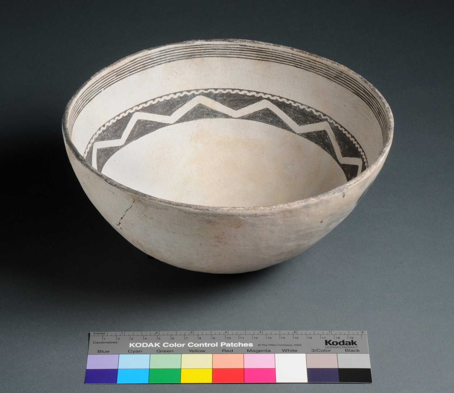 Mogollon/Mimbres Clay Bowl