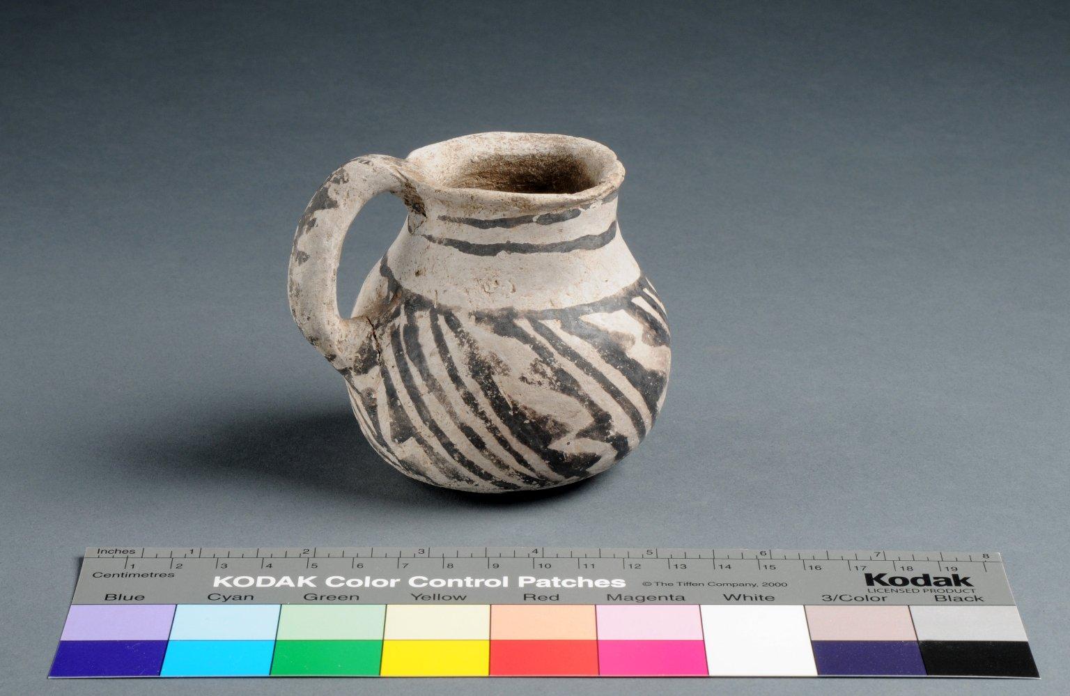 Kayenta Ancestral Pueblo Clay Pitcher