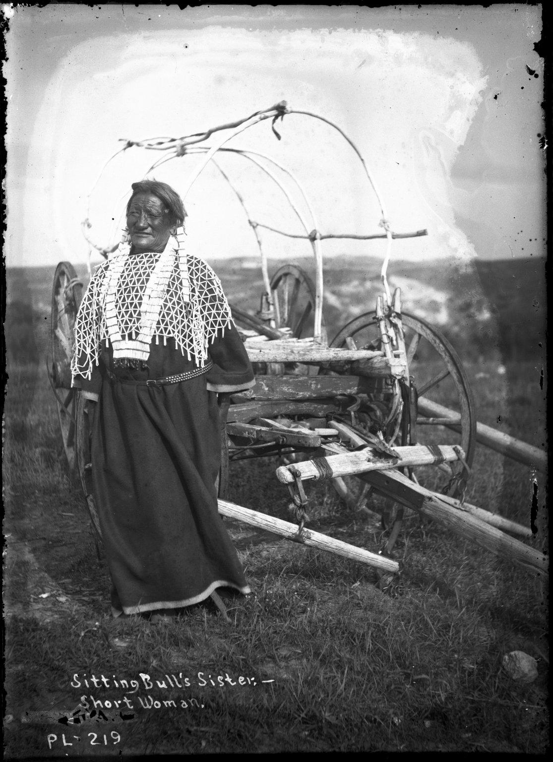 Sitting Bull's sister