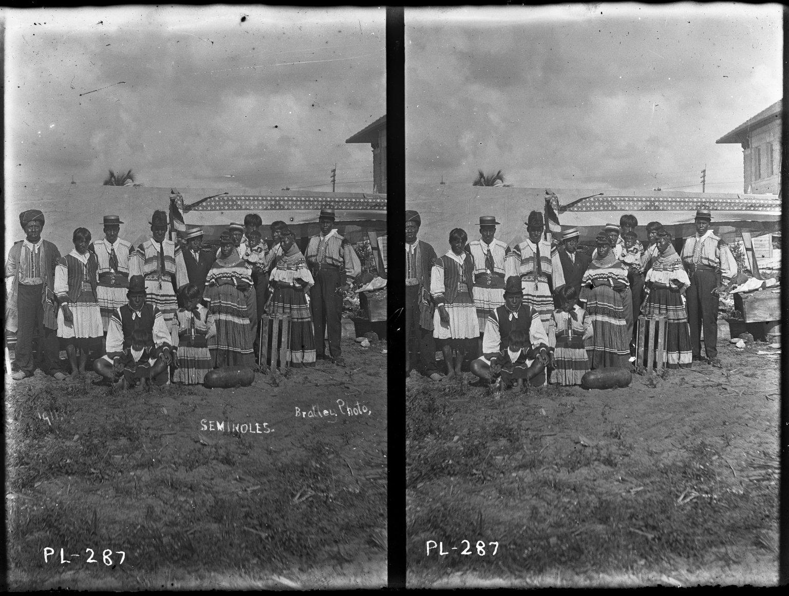 Group of Seminoles