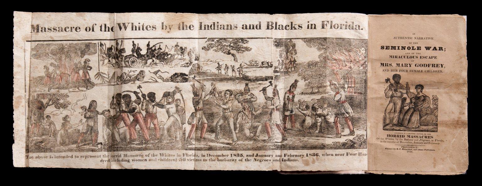 Rare Book on the Seminole Wars