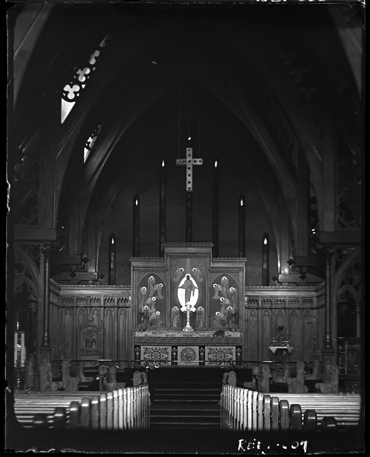 Altar at St. Marks