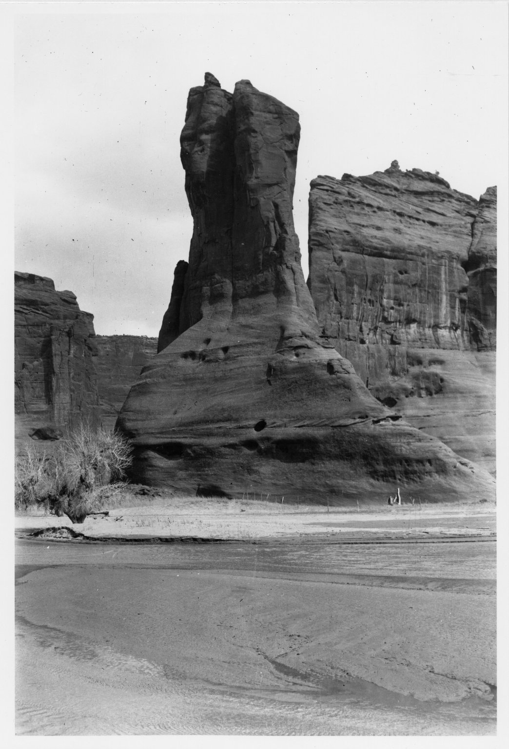 Southwest desert view