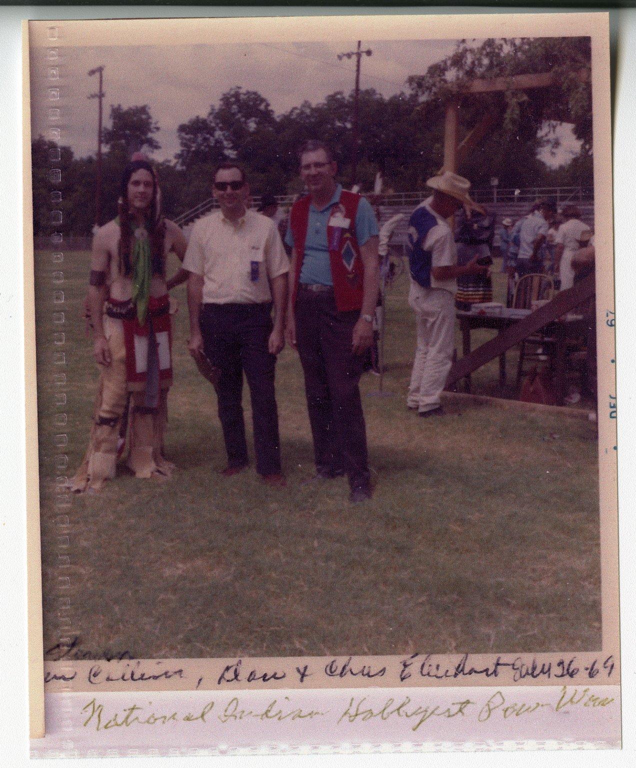 National Indian Hobbyist Pow Wow